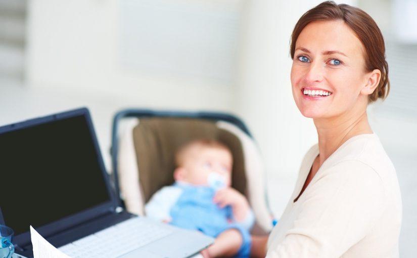 נשים בחופשת לידה