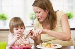 ירקות ופירות לילדים