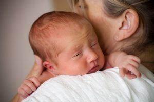 תופעת הגזים בתינוקות