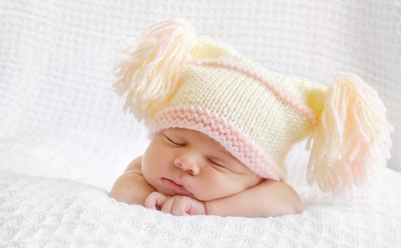התפתחות התינוק עד גיל חודש