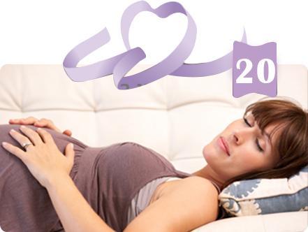 מנוחה בהריון