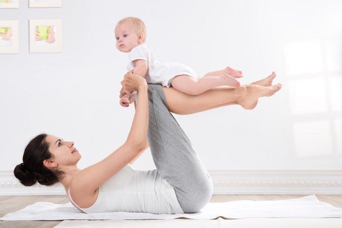 התפתחות התינוק עד גיל שישה חודשים