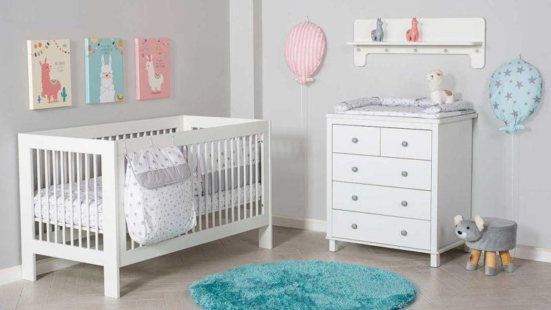 חדר תינוקות בסטייל
